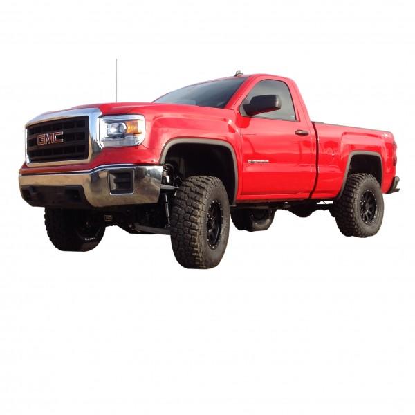 "2014 2016 Dodge Ram 3500 4wd 10 Lift Kit W Shocks: 6"" Lift Kit W/ Bilstein Shocks"